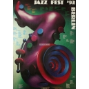 Jazz Fest Berlin 1992 (WK 07224)