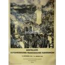 Wien 1945 Ausstellung zeitgenössischer französischer Radierungen (WK 02924)