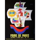 Paris 1973 Foire de Paris (120x160 - WK 06613)