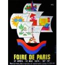 Paris 1974 Foire de Paris (120x160 - WK 06614)