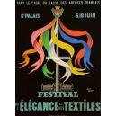 Paris Festival de l'èlégance et des textiles (120x160 - WK 06618)