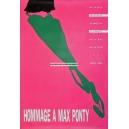 Paris 1991 Hommage à Max Ponty (120x160 - WK 06690)