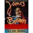 James Brown 1993 Essen Grugahalle (85x120 - WK 07119)