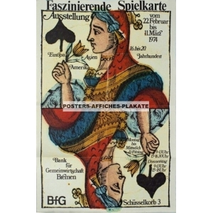Bremen 1974 Faszinierende Spielkarte (WK 100502)