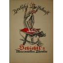 Schichtl's Marionetten Theater Deutsche Volkskunst (WK 07231)