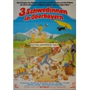 3 Schwedinnen in Oberbayern (WK 01330)