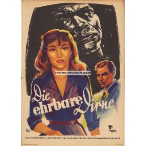 Die ehrbare Dirne - La p... respecteuse - The Respectful Prostitute (WK 01926)