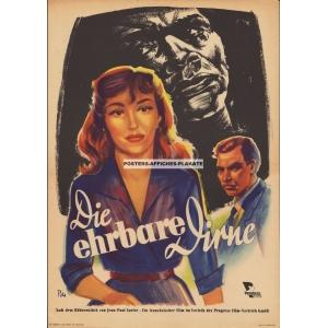 Die ehrbare Dirne - La p... respecteuse - The Respectful Prostitute (WK 03689)