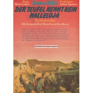 Der Teufel kennt kein Halleluja - La Collera del vento (WK 02162)