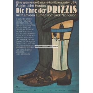 Die Ehre der Prizzis - Prizzi's Honor (WK 02172)