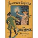 Runge, Transportables Gasglühlicht (WK 07150)