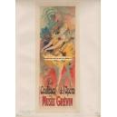 Maîtres de l'Affiche Les Coulisses de l'Opera au Musée Grevin (WK 07238)