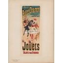 Maîtres de l'Affiche Aux Buttes Chaumont ... Jouets Objets pour Etrennes (WK 07239)