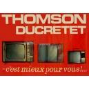 Thomson Ducretet - c'est mieux pour vous (WK 02832)