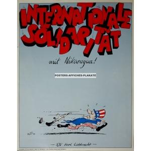 Internationale Solidarität mit Nicaragua (WK 02332)