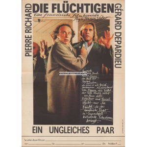 Die Flüchtigen / Zwei irre Typen auf der Flucht (WK 03291)