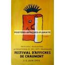 Chaumont 1990 Festival d'Affiches (WK 06968)