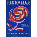 Paris 1964 Floralies (WK