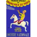 Loterie Nationale Grand Prix de Paris (WK 02855)