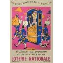 Loterie Nationale Les beaux voyages Louis XIV (WK 02857)
