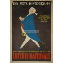 Loterie Nationale Les mots historiques (WK 02859)