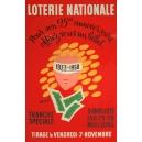 Loterie Nationale Pour son 25eme anniversaire (WK 02864)