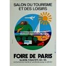 Paris 1975 Foire de Paris Salon du Tourisme (WK 06633)