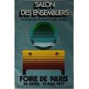 Paris 1977 Foire de Paris Salon des ensembliers (WK 06631)
