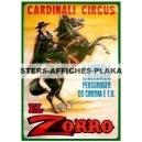 Cardinali Circus El Zorro (WK 00902)