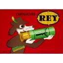Rey Cartouches (WK 06619)