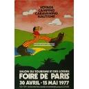 Paris 1977 Foire de Paris Salon du Tourisme (WK 06634)