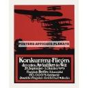 Konkurrenz-Fliegen der ersten Aviatiker der Welt (WK 06877)