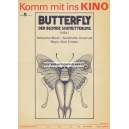Butterfly der blonde Schmetterling - Butterfly (WK 02124)